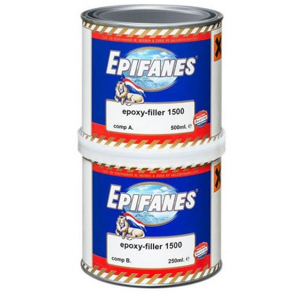 EPIFANES EPOXY FILLER 1500  750ml.