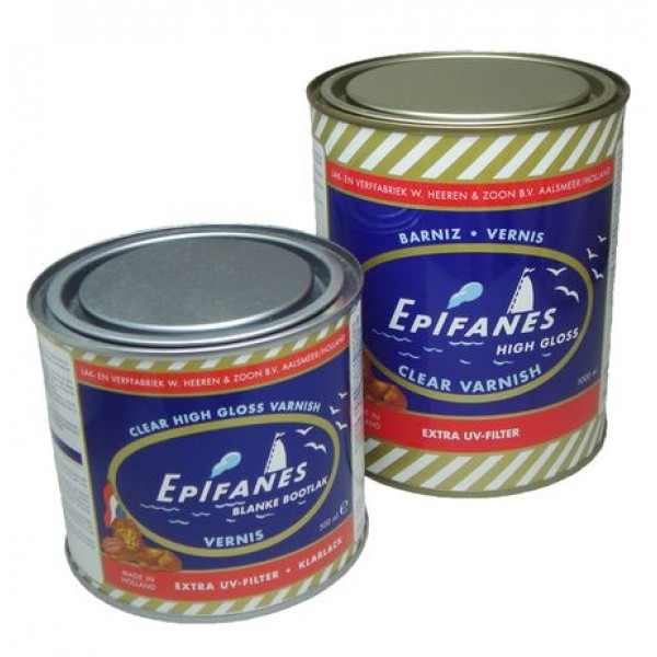 EPIFANES CLEAR VARNISH 500ml.