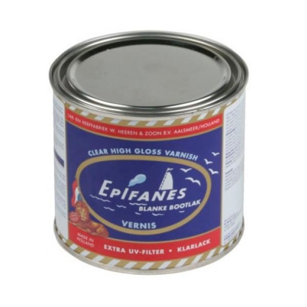 EPIFANES CLEAR VARNISH ΒΕΡΝΙΚΙ GLOSS 250 ml