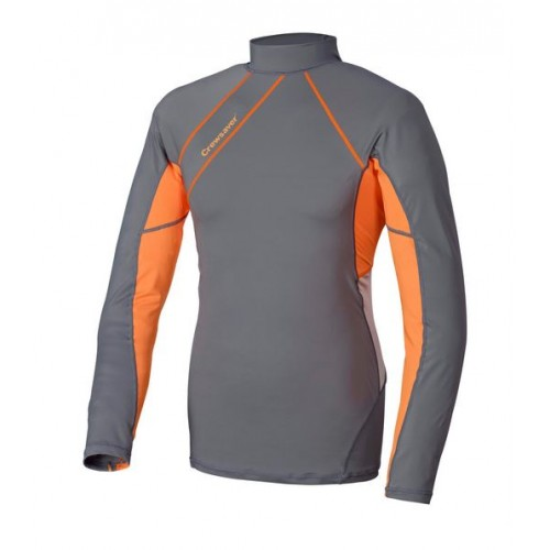 CREWSAVER Phase 2 Rash Vest Long Sleeve ΛΥΚΡΑ