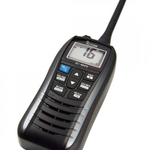VHF ΦΟΡΗΤΟ ICOM M25