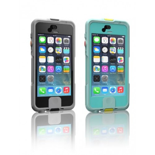 ΑΔΙΑΒΡΟΧΗ ΘHΚΗ iPhone 5-5S LIFE EDGE