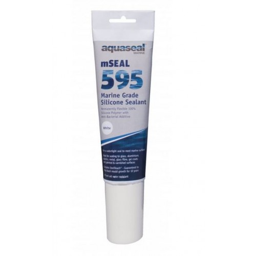 AQUASEAL m595 SILICONE SEALANT 80ml