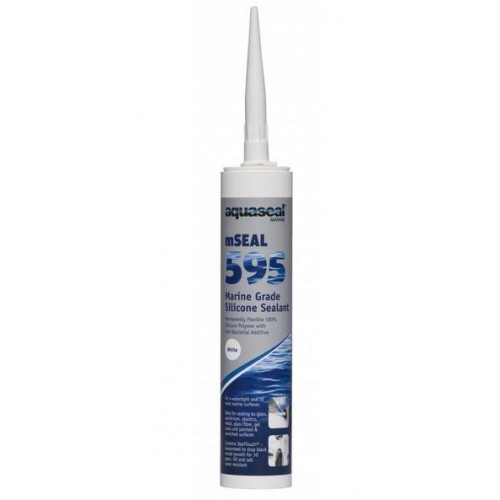 AQUASEAL m595 SILICONE SEALANT 310ml