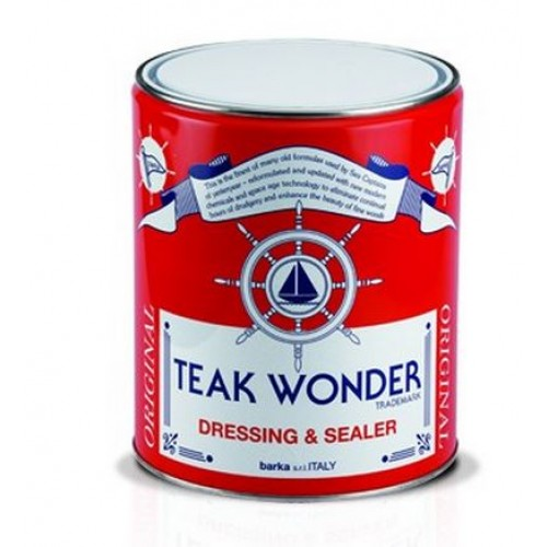 TEAK WONDER Dressing & Sealer 1 Ltr