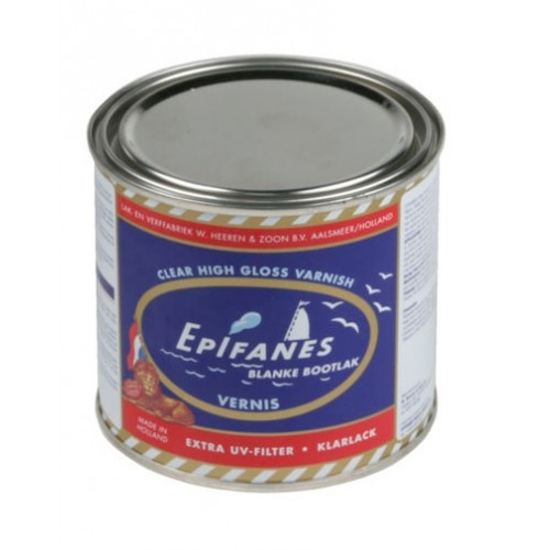 EPIFANES CLEAR VARNISH ΒΕΡΝΙΚΙ GLOSS 250 ml